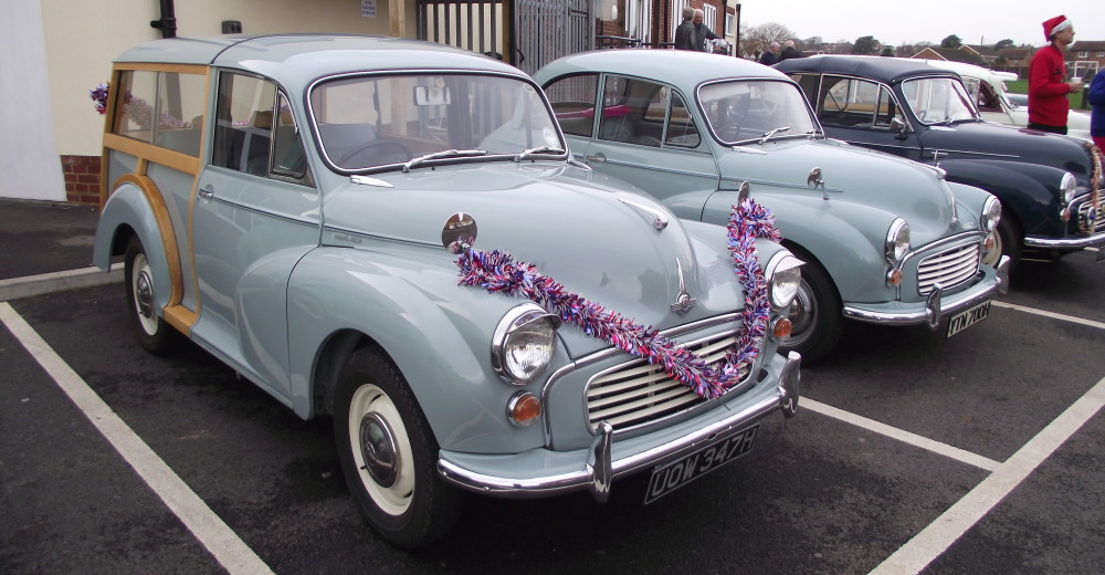 Dorset Branch Morris Minor Owners Club