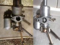 Carburettor reconditioning